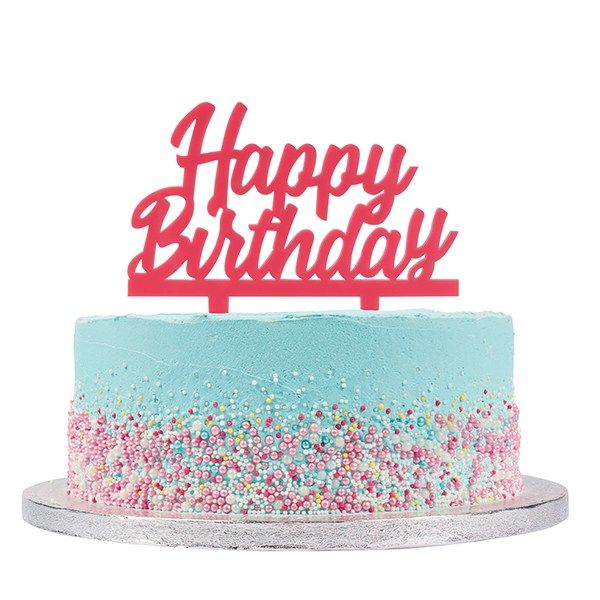 Incredible Cake Star Happy Birthday Pic Pink Funny Birthday Cards Online Eattedamsfinfo